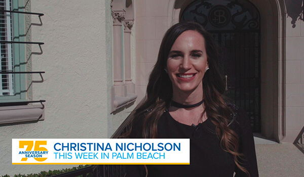 This Week In Palm Beach Dec 14, 2018